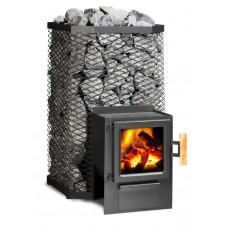 Дровяная печь для сауны FinTec FinTec Arthur MH с выносной топкой - 800.920.012