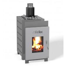 Дровяная печь для сауны FinTec серии SKULT - 800.920.040