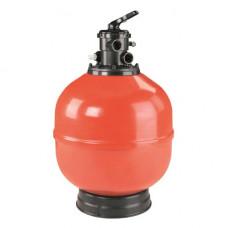 Фильтр ламинированный Astral Vesubio D600 мм., 14 м3/ч с вентилем (верхн. подкл) - 32432