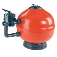 Фильтр ламинированный Astral Vesubio D1200 мм., 43 м3/ч без вентиля (боковое подкл) - 15790