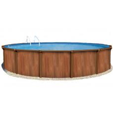 Esprit Wood сборный бассейн 549 см - дерево - 00244