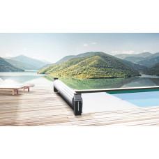 Ролетное покрытие TIXIT (Тіксіт) для басейну max 5х13,5м