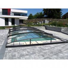 Павильон для бассейна AZURE ANGLE 4 мм