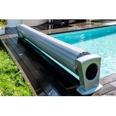 Ролетное покрытие MOON (Мун) для басейну max 5х11м