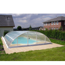 Павильон для бассейна Classic - 860 x 520 x 85