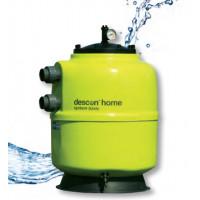 Фильтровальные емкости descon home Серия BASIC 500 мм - 920 мм