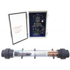 E-Clear MKX/CFSI-150 система дезинфекции бассейна на основе активного кислорода и ионизации до 150 м3
