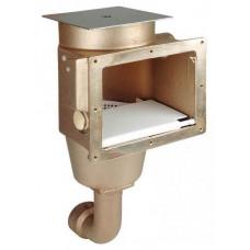 Скиммер 240мм, G 2  бронза, Fitstar - 1262020