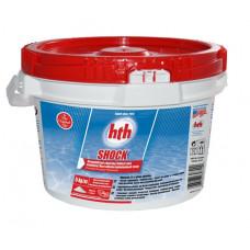 Хлор шок hth в порошке 75-78%, 5кг SHOCK powder, не стабилизирован хлор