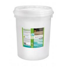 pH минус в гранулах. 25 кг.