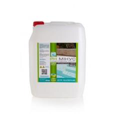 pH минус жидкий, 27 кг.