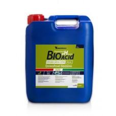 pH минус жидкий с биоцидной действием BioAcid, 10 л.
