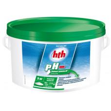 рН минус порошок, 5кг hth pH MOINS MICRO-BILLES - S800813H2