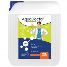 Средство для снижения pH AquaDoctor pH Minus HL (Соляная 14%) - 19513-25649