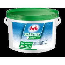 Стабилизатор хлора в гранулах, 3кг hth STABILIZER GRANULES - S800612H1