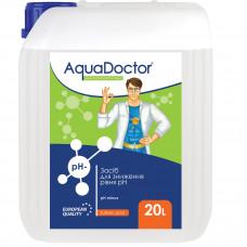 Cнижениt pH AquaDoctor pH Minus (35%)