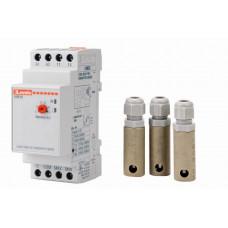 Контроль уровня воды (на DIN рейке)+ 3 датчика - 201524020