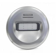 Светильник LUMIPLUS DESIGN RGB, 40W, ABS ABS-пластик (INOX эффект) - 59801