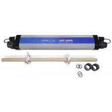 """Устройство ультрафиолета """"UVC-30"""", поток 3,81 м3/ч, P=30W - UVC-30AN"""