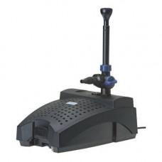 Погружной фонтанный насос Filtral UVC 5000 со встроенным фильтром и УФ-лампой и фонтанными насадками - 57379