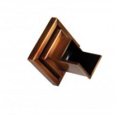 Wall Spout Rhombus Copper - источник водопада в стене из латуни, имитация меди