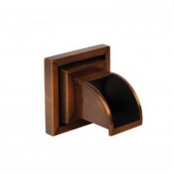 Wall Spout Square Copper - источник водо...