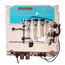 Станция дозирования химии для бассейна Tebas EFka300 pH/Cl мг/л, без насосов - 203830