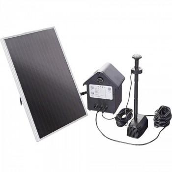Оборудование для водоема на солнечных батареях