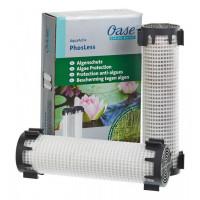 Защита от водорослей, тубусы PhosLess Algae protection, FS 2 х 1 кг для водоема 40 м³