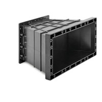 Адаптер для расширения заборного окна ProfiSkim Wall 100