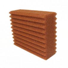 Фильтрующая губка для Biotec 5.1/10.1/BioSmart 18000-36000, красная  - 56677