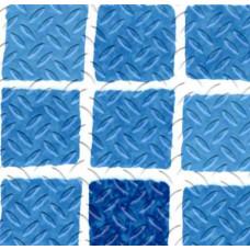 Elbe Mosaic Blue Anti Slip ПВХ пленка для бассейна (лайнер) противоскользящая - 1123-01