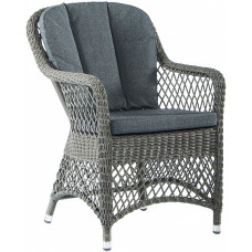 Кресло Monte Carlo открытое плетение