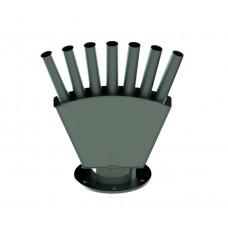 """Форсунка «пальцевидная» типа Finger 7 (G 1 1/2"""", выходное отверстие 7х10 мм)"""