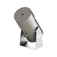 """WaterJump M — Фонтанная система """"ламинарная струя"""", 10 Вт RGBW подсветка, управляемая DMX-RDM, выход воды 12 мм, IP68"""