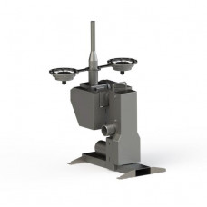 WaterRobot 2D — 2-осевой сервопривод для подвижной форсунки, управляемый DMX-RDM, 24В, IP68 - WaterRobot 2D