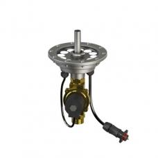 WaterStar — Электромагнитный клапан, соленоид 24В, разъем DMX-RDM, IP68