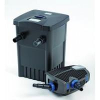 Комплект проточной системы фильтрации FiltoMatic CWS 6000 (УФ 18W, Aquamax ECO 6000)