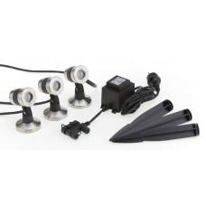 Светильник светодиодный Lunaqua Maxi Led Set 3  warm