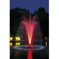 Комплект RGB LED DMX подсветки для плавающего фонтана