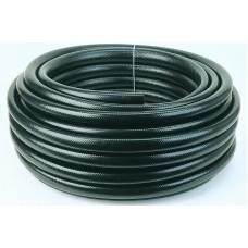 Шланг текстильный черный  (давление 10 бар) - 52733 - 52732
