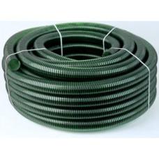 Шланг спиральный зеленый (усиленный, армированный, давление 6 бар)