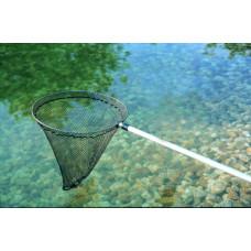Сачок для рыб большой, телескопический - 36299