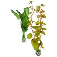 biOrb Комплект из 2 средних шелковых растений зеленого цвета
