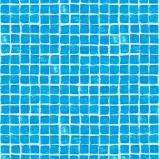 """Пленка для бассейна  """"Cefil"""" /мозаика, L - 25 м.п.,  h - 1,65 - 1407"""