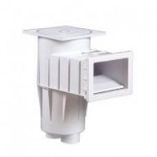 Скиммер WHITE EDITION TEBAS-Euro, поток 8 м3/ч, для бассейна из пленки, № 11309 - WHITE EDITION TEBAS-Euro