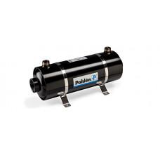 Теплообменник из нержавеющей стали V4A, 40 kW, с ручками PVC - 13007