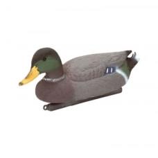Пластмассовая фигура для водоёма — кряква(утка) - 36865