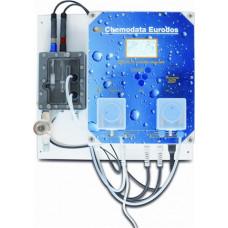 Автоматическая система дозирования TEBAS - Eurodos pH/Redox, для мембранных насосов с регулятором производительности потока до 5 л/ч;