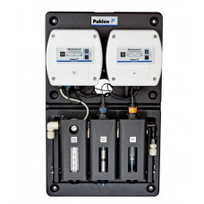 Автоматическая система дозирования Minimaster, рН/свободный хлор без дозирующих насосов - Minimaster